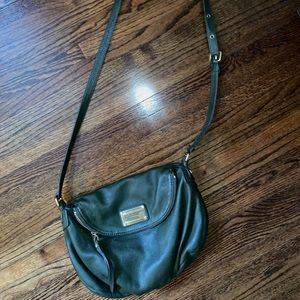 LARGE Olive Marc by Marc Jacobs crossbody purse